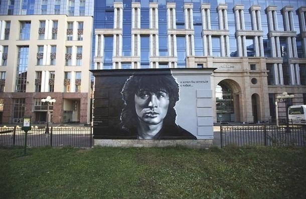 В Петербурге определено 102 места для легальных граффити