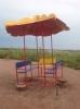 Неизвестный пляж в Стрельне: Фоторепортаж