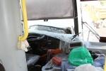 В Петербурге при лобовом столкновении автобуса и «Газели» погибли два человека: Фоторепортаж