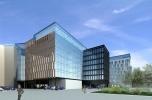 Фоторепортаж: «Один из проектов расширения Фрунзенского универмага»