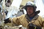 Фоторепортаж: «Ливни стали причиной обрушения крыши училища в Севастополе»