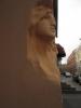 Фоторепортаж: «Горельеф на углу Садовой спасли от вандалов»