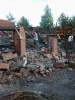 Колтушское шоссе 11, пожар: Фоторепортаж