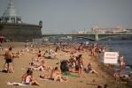 Аномальная жара в Петербурге: Фоторепортаж