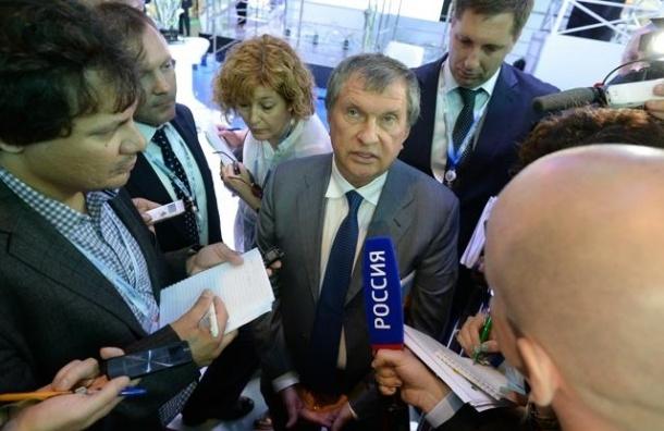 Сечин попросил у правительства 1,5 трлн рублей для «Роснефти» из-за санкций