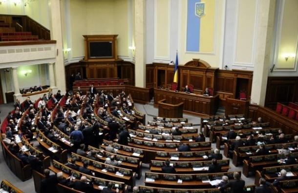 Верховная Рада приняла закон о санкциях против России