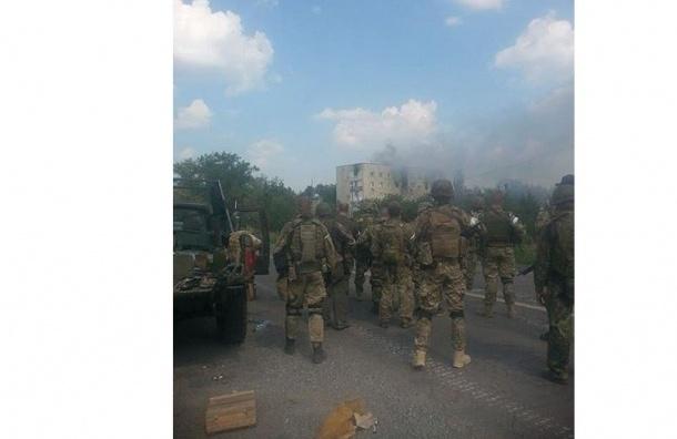 Ляшко: Батальоны «Азов» и «Шахтерск» начали зачистку Донецка
