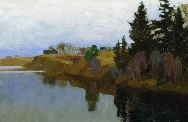 Из музея в Плесе похитили полотна Левитана на 77 млн рублей