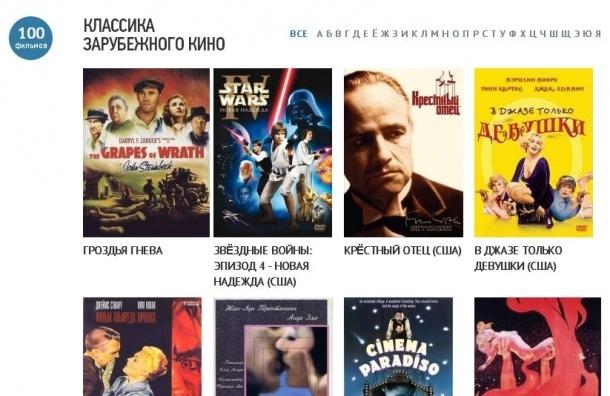 Минкульт огласил список рекомендованных к просмотру иностранных фильмов