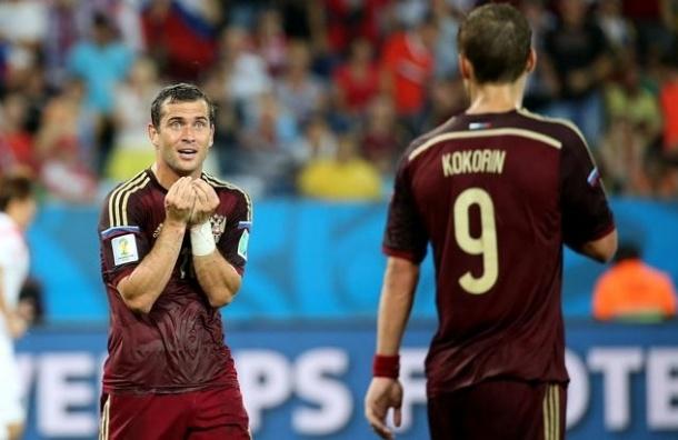 Кержаков признан самым популярным футболистом России
