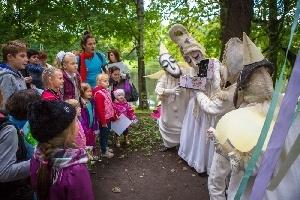 В Петербурге состоялся благотворительный фестиваль «Путь к чуду»: Фото