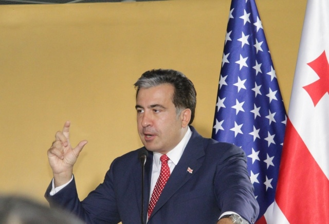 Михаил Саакашвили: Фото