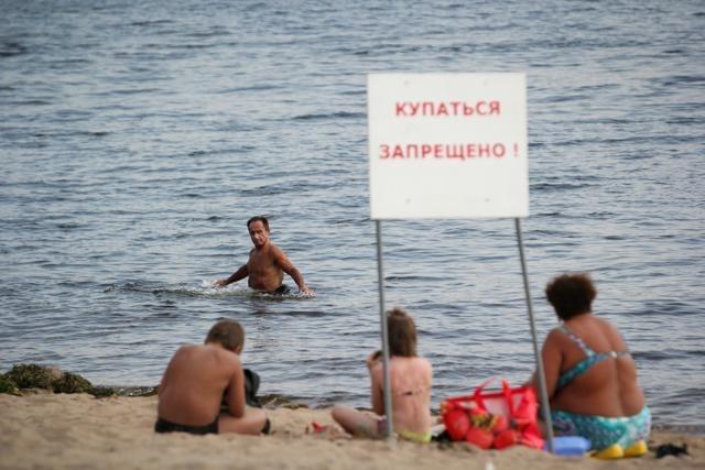 Аномальная жара в Петербурге: Фото