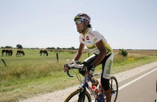 Велогонщик за 22 дня проехал от Владивостока до Петербурга