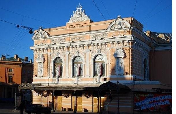 Ремонт цирка на Фонтанке оценен в 775 млн рублей
