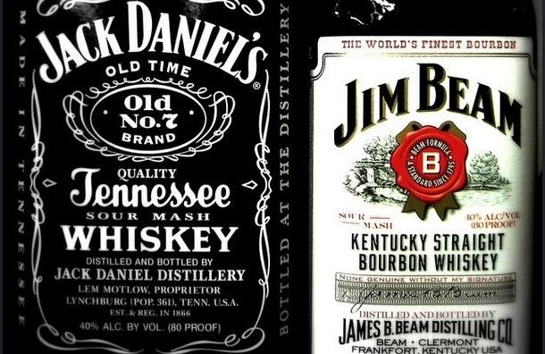 Роспотребнадзор запретил Jack Daniel's и Jim Beam