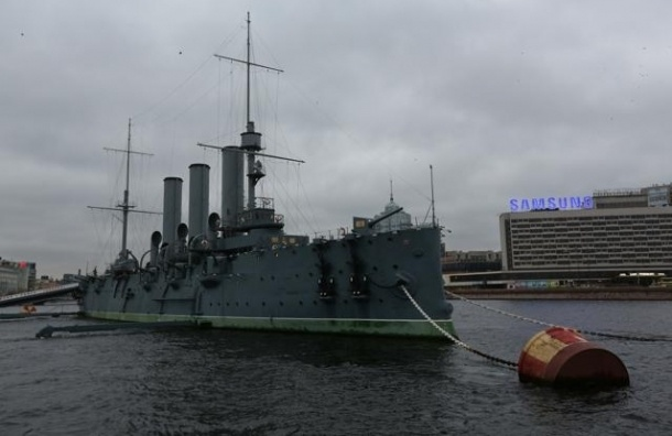 Крейсер «Аврора» осенью отправят на капремонт