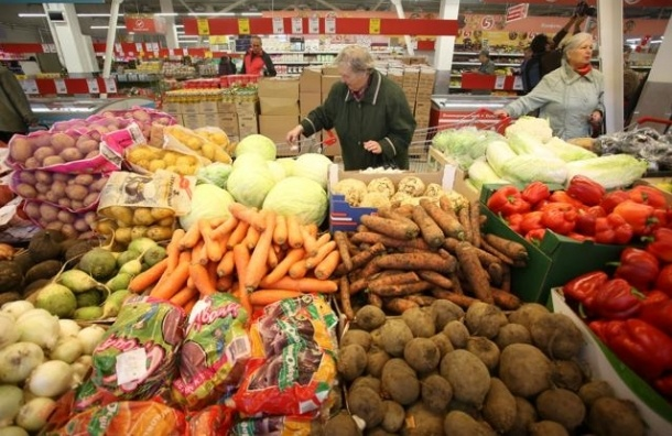 Путин запретил ввоз продуктов из стран, которые ввели санкции