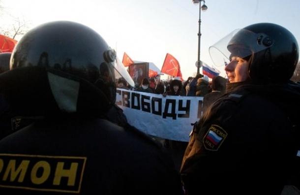 Оппозиция планирует через месяц провести «Марш мира» в Москве