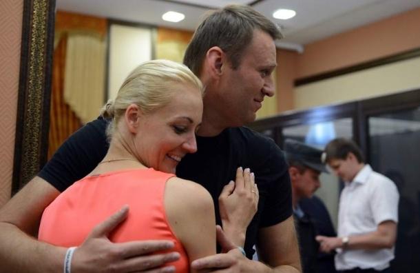 Навальная отказалась давать показания по делу о краже картины