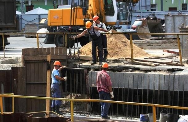 200 метров набережной Грибоедова отремонтируют за 278 млн