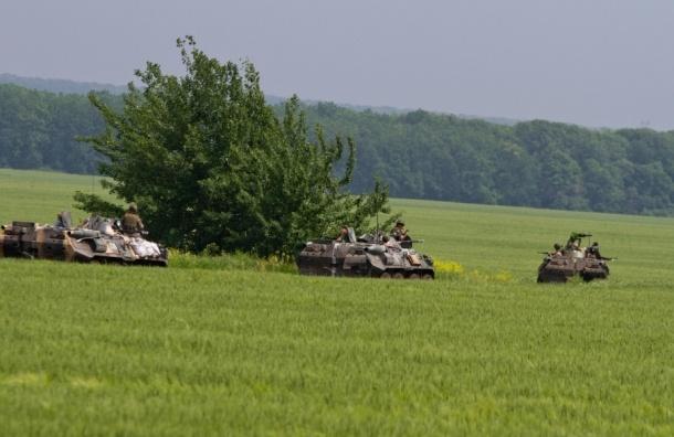 НАТО и США заявили о вторжении России на Украину