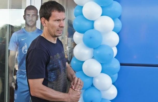 Зырянов стал играющим тренером «Зенита-2»