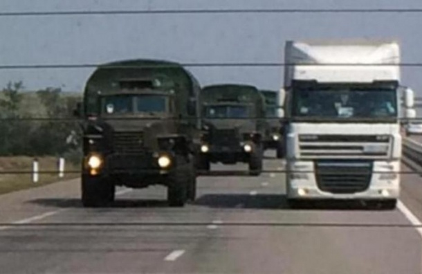 СБУ заявила о «прямом вторжении» РФ на Украину