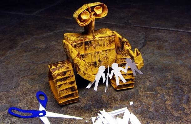 Ученые США создали робота из