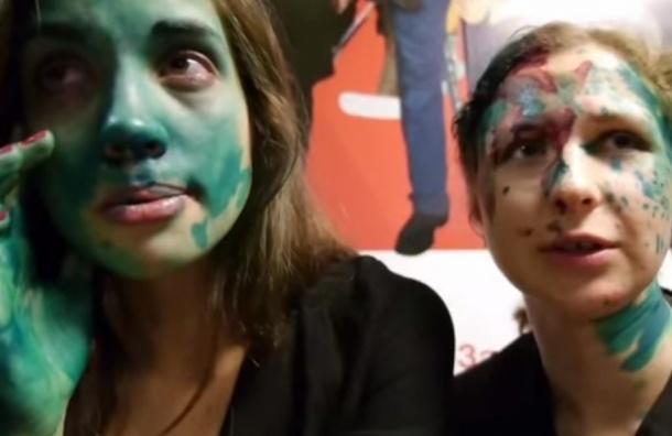 Возбуждено уголовное дело о нападении на Алехину из Pussy Riot