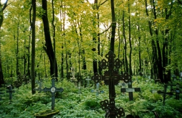 Минстрой предложил создать сеть частных кладбищ