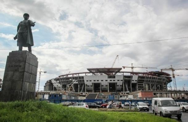 Входные группы Зенит-Арены обойдутся в 2,8 млрд рублей