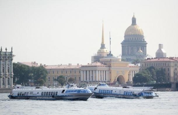 Аномальная жара в Петербурге ожидается в понедельник