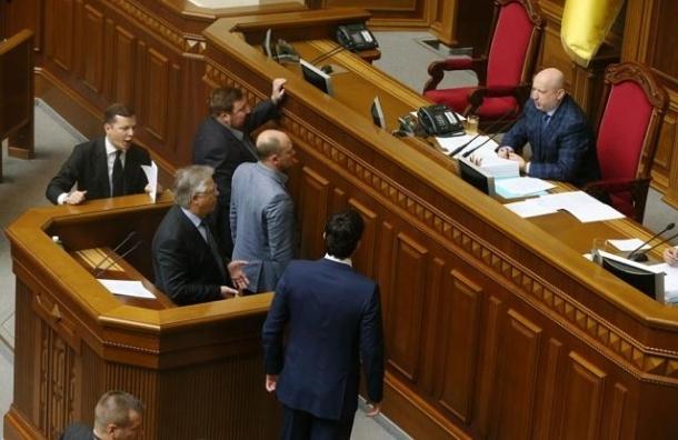 Верховная Рада одобрила запрет на транзит российского газа