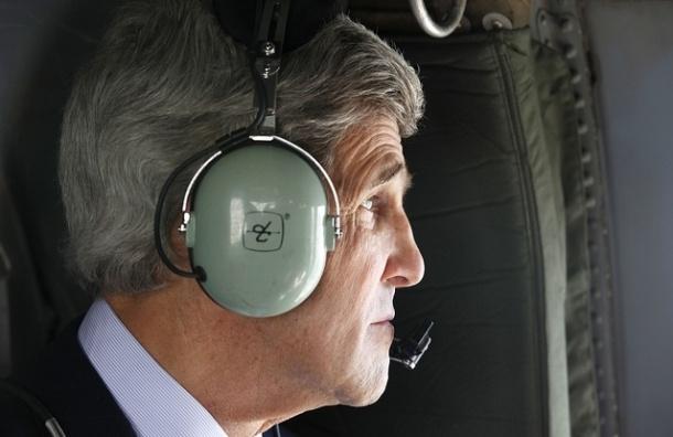 Израиль прослушивал госсекретаря США Керри