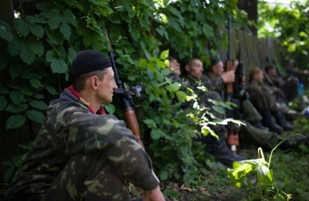 СМИ: украинские военные под Луганском готовы сдаться