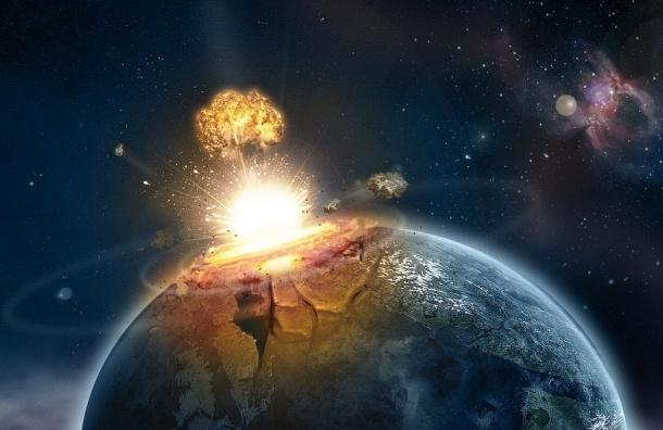 Ученые: 16 марта 2880 года Земля столкнется с гигантским астероидом
