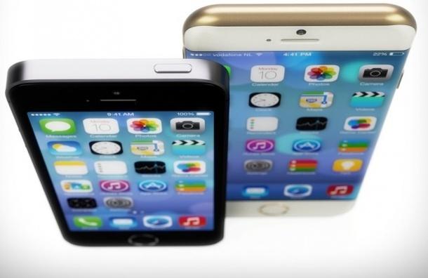 Российские продажи iPhone 6 стартуют почти одновременно с США