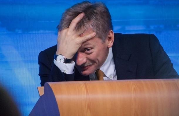 Песков опроверг информацию о поставке российских танков ДНР