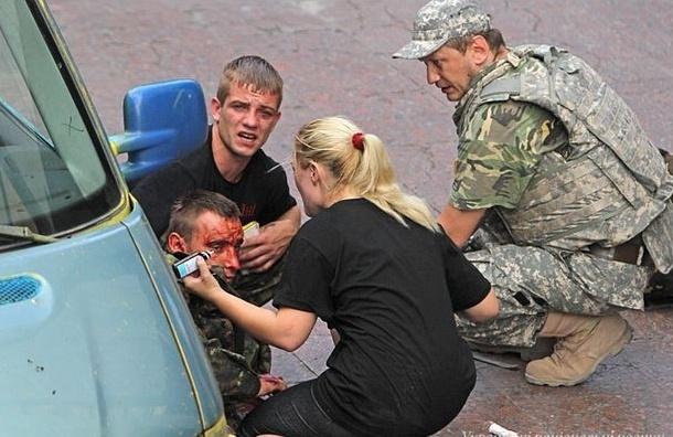 На Европейской площади в Киеве произошел взрыв