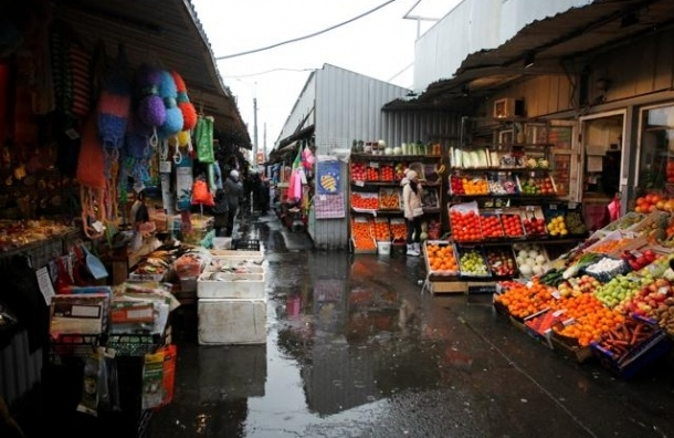В Петербурге наркоторговец на овощном рынке получил 3 года колонии