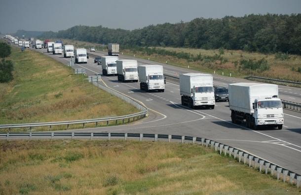 ДНР выставила блокпосты для прохода колонны РФ по территории Украины