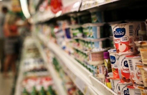 Россельхознадзор запретил на ввоз 62 тонн молока Valio