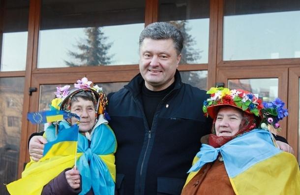 Порошенко: Ситуацию на востоке Украины «нельзя урегулировать только военными средствами»