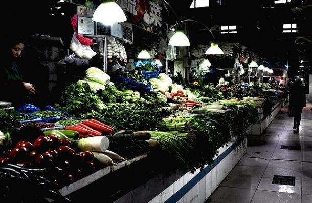 Китай открывает площадку прямого экспорта фруктов и овощей в РФ