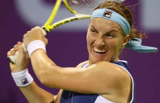 Петербурженка Кузнецова выиграла теннисный турнир в Вашингтоне