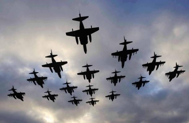 Обама разрешил точечные авиаудары по Ираку