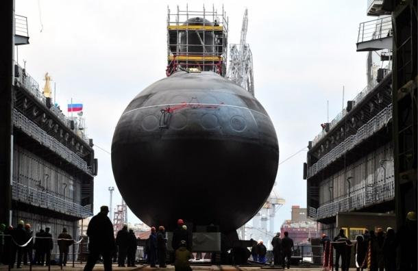 В Петербурге подлодку «Новороссийск» передали ВМФ России