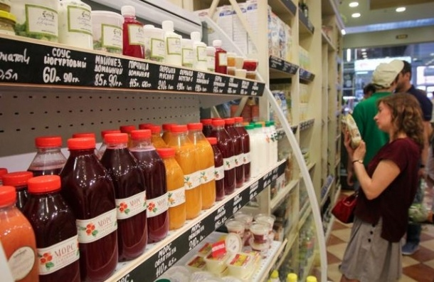 Отечественные продукты получат приоритет на полках супермаркетов