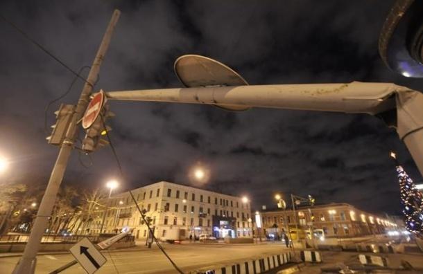 В Петербурге ожидается усиление ветра вечером в пятницу
